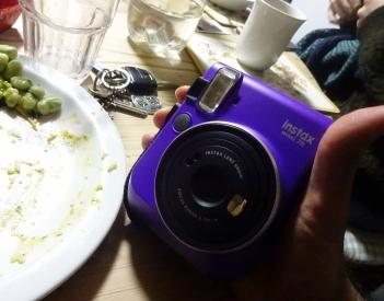 Erithacus's new instant camera