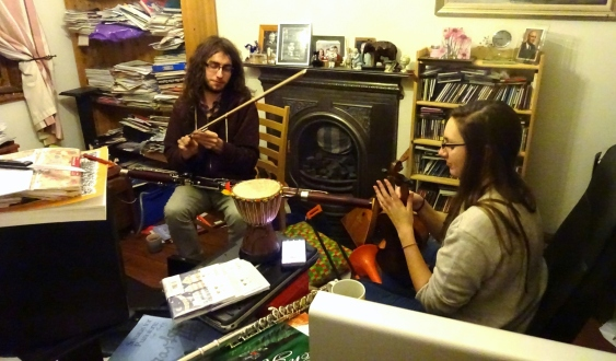 Music session #1