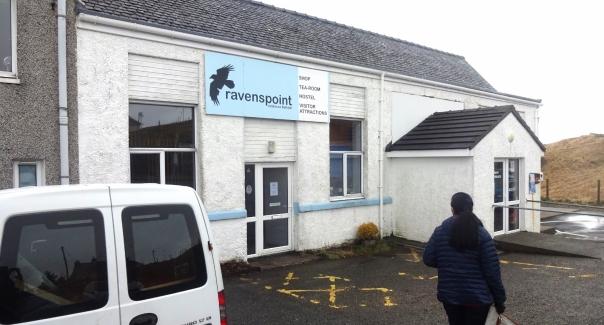 The Ravenspoint Visitor Centre