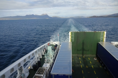 The Ullapool-Stornoway ferry