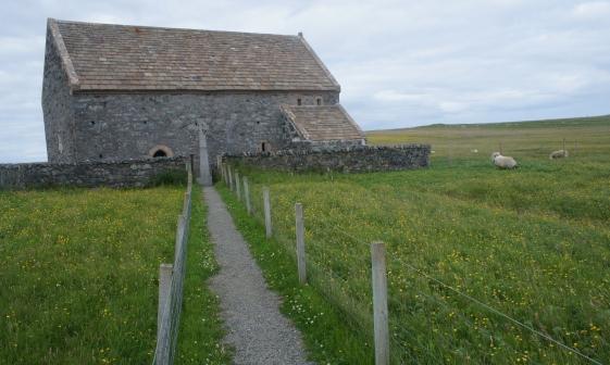 St Moluag's Church