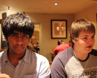Joystick and I looking unattractive