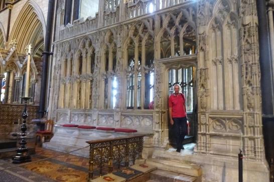 The tomb of Prince Arthur
